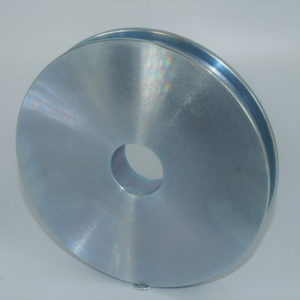 6″ Sheave, Industrial Quality, 7/8″ Wide Machined Sheave with 1 1/4″ Bore