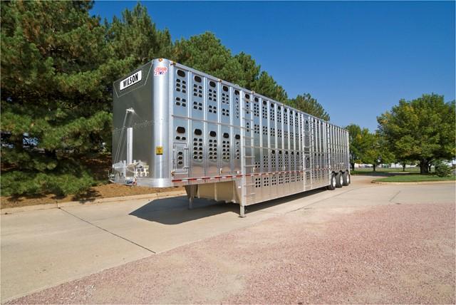 Wilson Trailer uses BlockDivision pulley blocks for their truck transportation vehicles